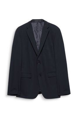 Esprit / Premium blazer in stretch new wool
