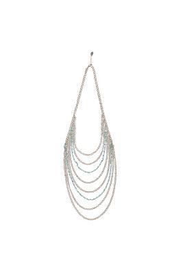 Esprit / Mehrreihige Kette mit kleinen Perlen