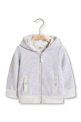 Esprit / Weicher Sweat Hoodie aus Organic Cotton