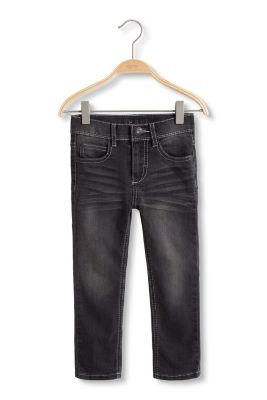 Esprit / Stretch-Denim Jeans, Verstellbund