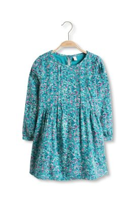 Esprit / Floaty dress with a floral print