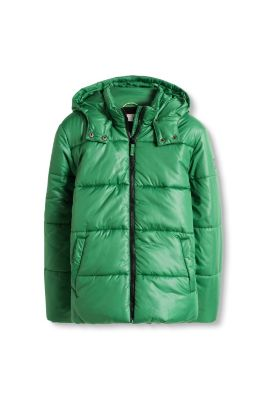 Esprit / Padded thermal jacket with fleece lining