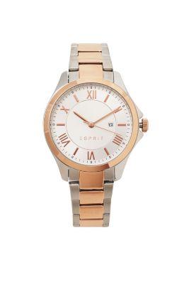 Esprit reloj fecha y cadena de eslabones en la online shop - Reloj de cadena ...