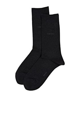 Esprit - 2-pack of socks with soft cuff
