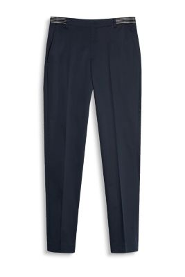 Esprit / Sporty trousers with elasticated waistband