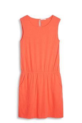 EDC / Jersey dress in 100% cotton