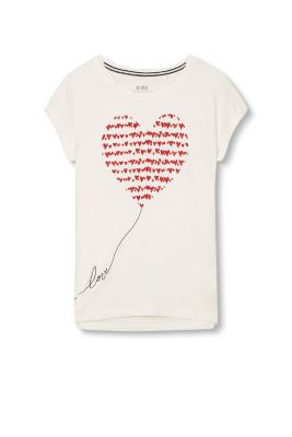 EDC / Love T-shirt in 100% cotton