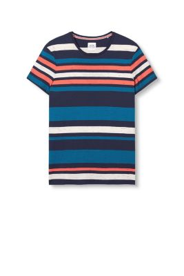 EDC / Striped jersey T-shirt, 100% cotton