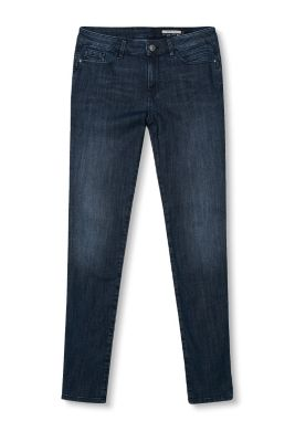 edc stretch jeans with shaping effects at our online shop. Black Bedroom Furniture Sets. Home Design Ideas