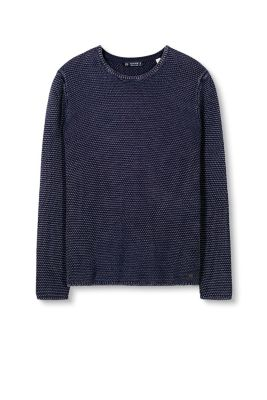 esprit sweater en grosse maille chin e pur coton. Black Bedroom Furniture Sets. Home Design Ideas