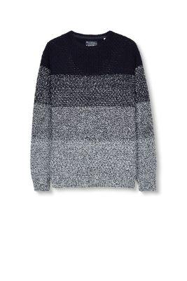 Esprit pull ray en grosse maille laine m lang e acheter sur la boutique en ligne - Laine grosse maille ...