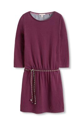 Esprit   zachte jersey jurk in doubleface stijl kopen in de online ...