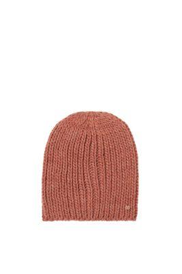 esprit bonnet doux en grosse maille c tel e acheter. Black Bedroom Furniture Sets. Home Design Ideas