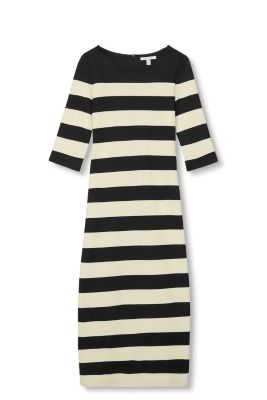 Esprit - Midi dress in heavy jersey at our Online Shop