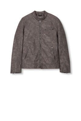 Esprit leather jacket