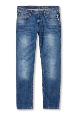 Choose from women's and juniors jeans to girls jeans in a pull-on style. Step outside of the box with some Alfred Dunner straight leg jeans with that can be pulled on. The flattering look of a straight leg pant is combined with a soft denim material making for a comfortable pair of pants.