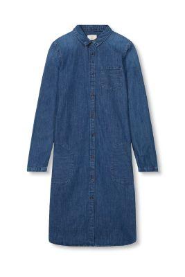 esprit robe en jean 100 coton acheter sur la boutique en ligne. Black Bedroom Furniture Sets. Home Design Ideas