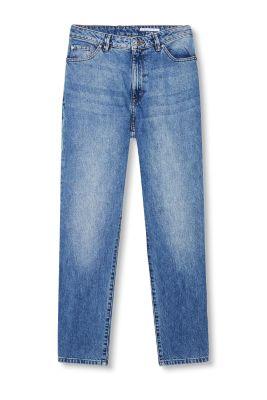 edc cotton denim mom fit jeans at our online shop. Black Bedroom Furniture Sets. Home Design Ideas