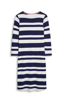 ASOS - Trgerloses, gestreiftes Kleid aus Baumwolle mit