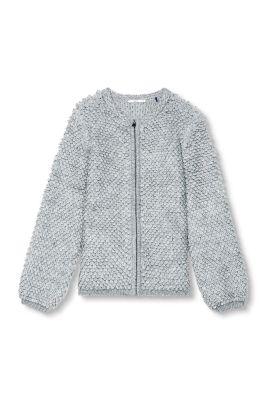 Cardigan Femme Laine Esprit - Long Sweater Jacket