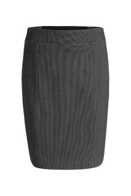 esprit dot pattern business pencil skirt at our shop