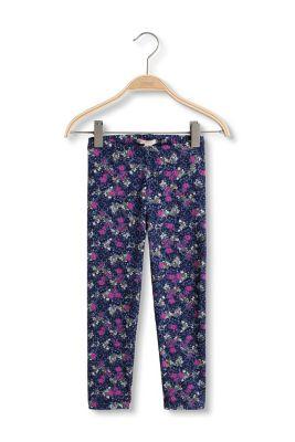 Esprit legging fleurs en coton stretch acheter sur for Acheter fleurs en ligne